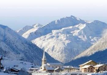 Новый год на лыжах в Италии