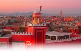 Восточная экзотика. Марокко