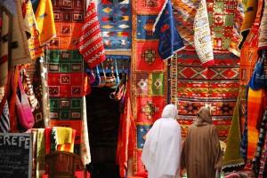 базар Морокко