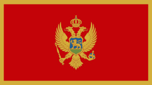 Флаг Черногор