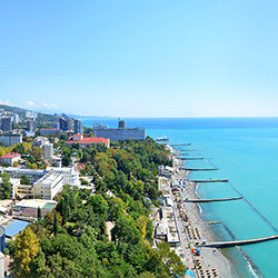 Туры в Сочи в 2017 году, отдых в отелях всё включено по лучшей цене.